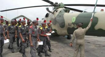 Nigerian Air Force Destroys Boko Haram Hideouts In Sambisa