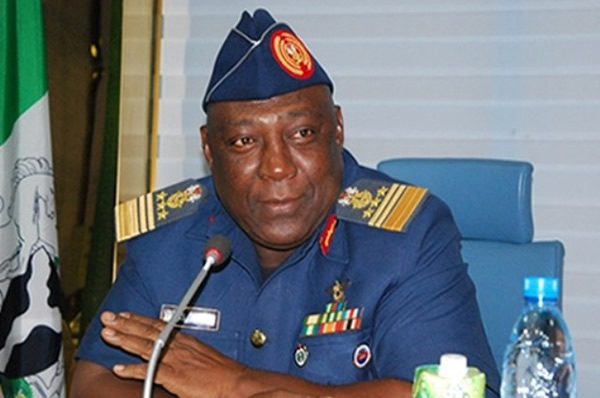 Former CDS, Alex Badeh