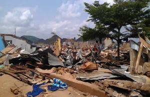 gwarinpa demolition