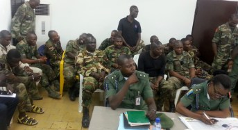 Army Arraigns 59 Soldiers For Alleged Mutiny, Insurbodination