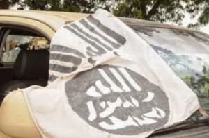Flag de Boko Haram