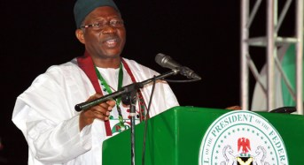 I Will Not Fail Nigerians – President Jonathan