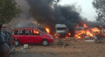 Two More Explosions Confirmed In Maiduguri