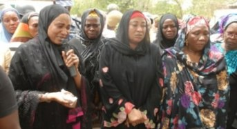 WE WANT OUR DAUGHTERS, NOT SCHOOLS – CHIBOK PEOPLE