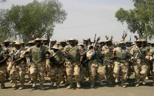 Image result for Nigerian army in South East