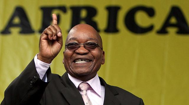 Zuma held a meeting with NPA head