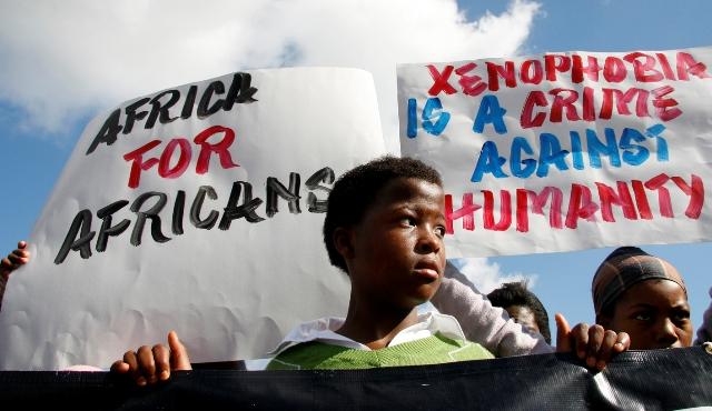 Xenophobia Walk