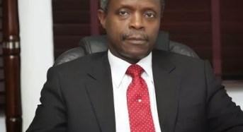 FG Will Not Devalue Naira, Says Osinbajo