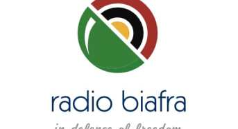 Radio Biafra Lied, Presidency Says