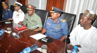 U.S. Diplomat, John Campbell Dismisses Claims Of Military Victories Over Boko Haram