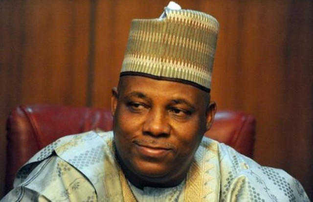 Governor of Borno State, Kashim Shettima
