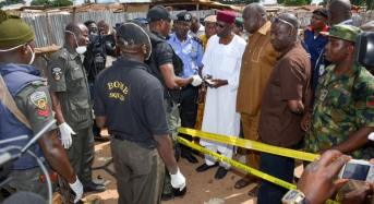 Court Begins Trial of Five Suspects over Nyanya, Kuje Bombings