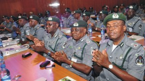 Image result for nigeria customs officers