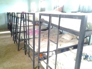Hostel room in Almajiri Model School, Gagi, Sokoto