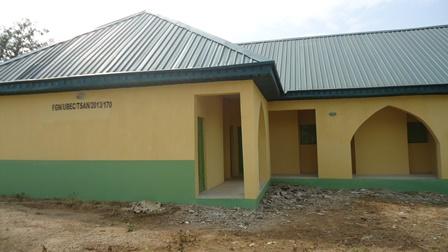 Completed Almajiri school inside Al - Imu Int. school, Bwari