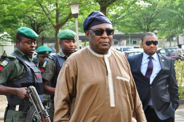 Badeh in court