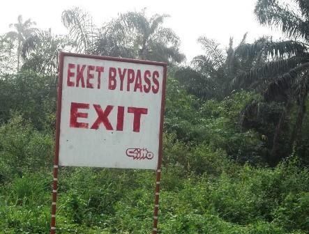 Eket Bypass Exit
