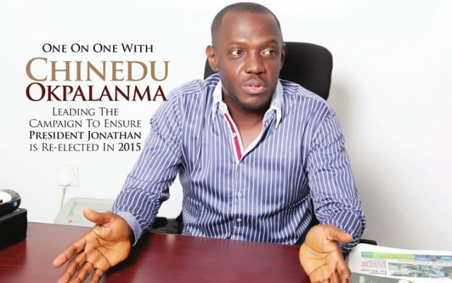 Okpalanma campaigned vigorously for Jonathan - Pix by Montage Africa