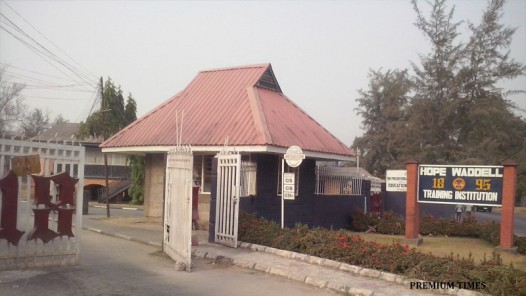 Hope Waddel Training Institute, one of the oldest institutions in Nigeria located in Calabar