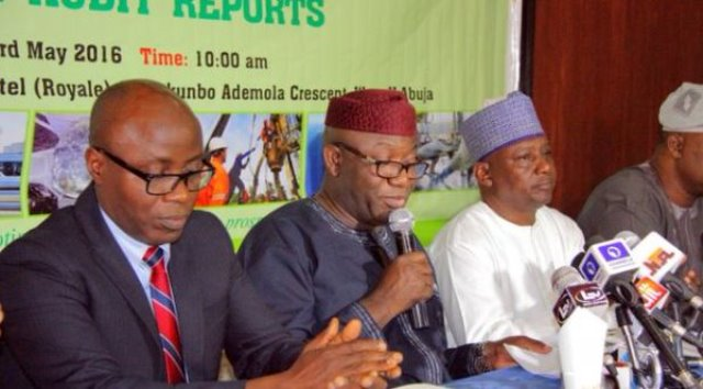NEITI Report launched in Abuja