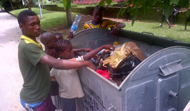 Street Kids in Calabar