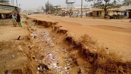 The Erosion Control Measures in Okaito didnt last long