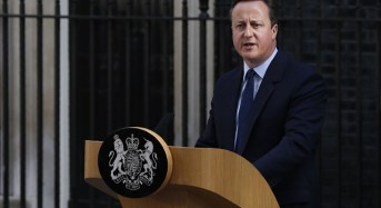 David Cameron to quit As UK votes to leave EU