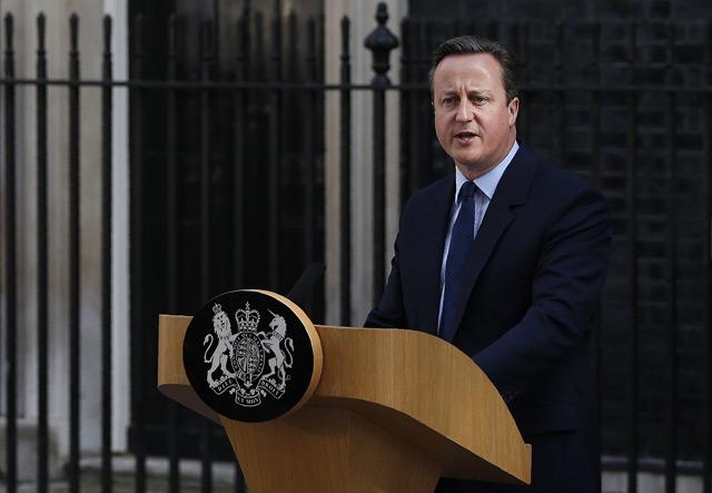 UK Prime Minister, David Cameron