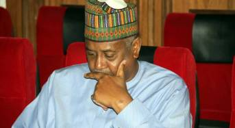 DSS Fails To Produce Dasuki To Face Trial