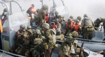 Military JTF In Niger Delta Foils Attack On Agip, Arrests 19 Vandals
