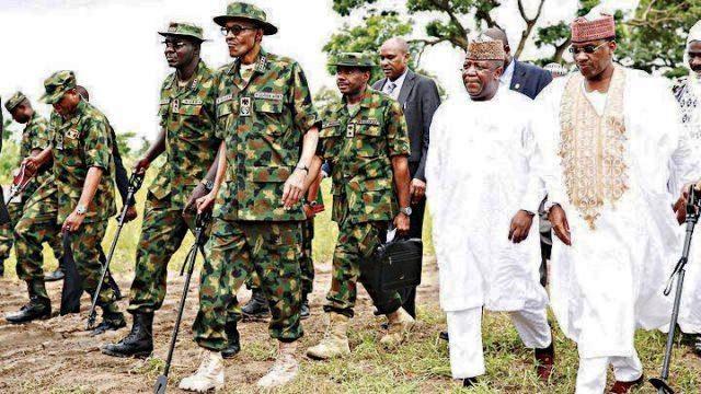 Buhari soldier