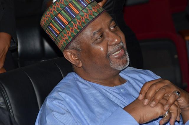 Former NSA Sambo Dasuki