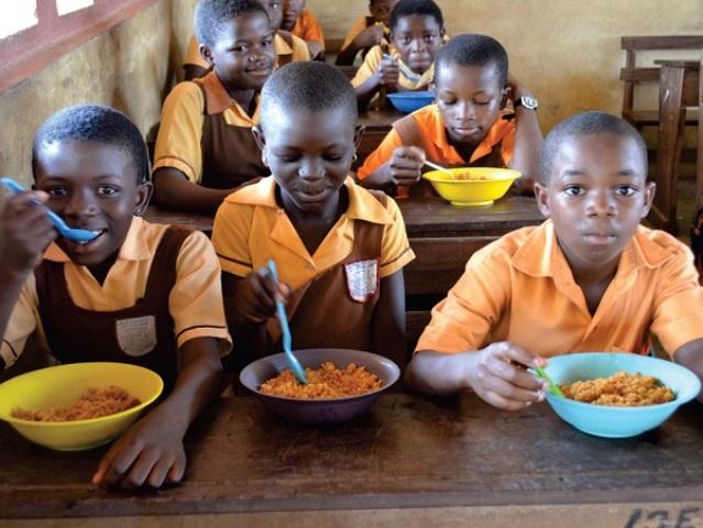 Free school feeding
