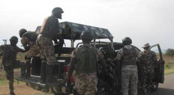 Missing Soldiers May Have Been Killed By Boko Haram