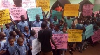 Residents Protest Planned Demolition By Kaduna Govt.