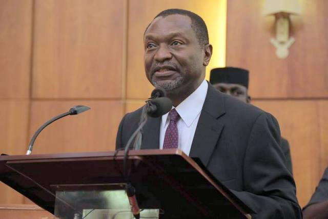Minister of Budget and National Budget, Udoma Udo-Udoma