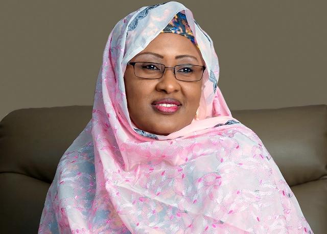 Wife of the President, Aisha Buhari