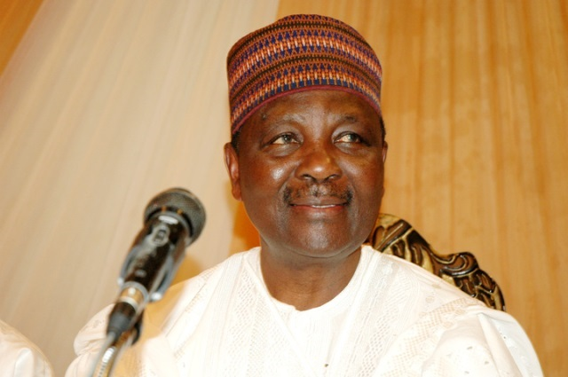 Former Military Head of State, Yakubu Gowon