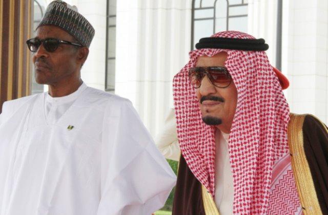 President Buhari met with the OIC Sec. Gen. in Saudi Arabia