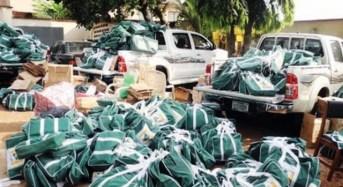 INEC Distributes Non-Sensitive Materials For Edo Governorship Election