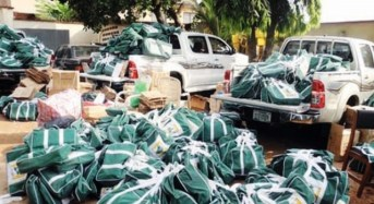 INEC Distributes Non-Sensitive Materials For Edo Governorship Election