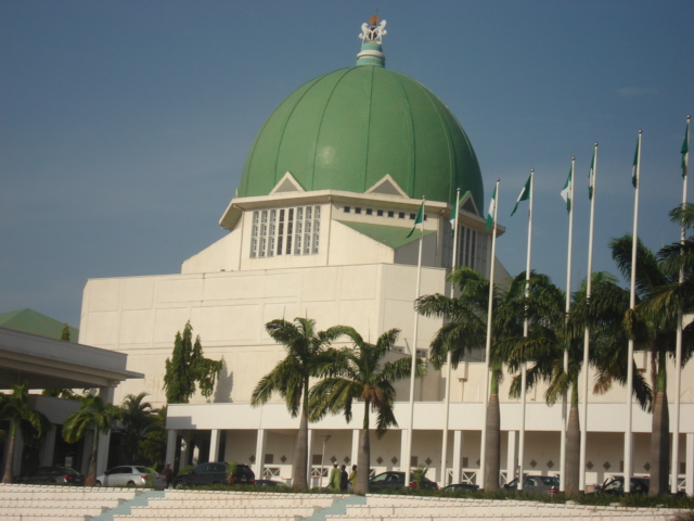 The Nigerian National Assembly Complex