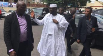 Jibrin Absent As Ethics Committee Concludes Hearing