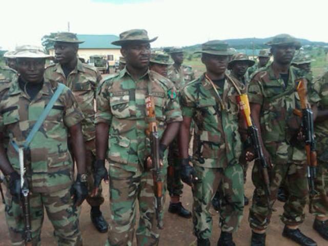 army kaduna