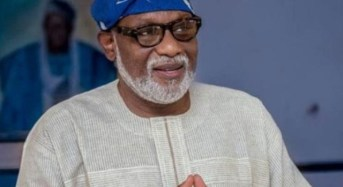 Akeredolu: The Road To Government House