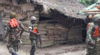 Soldiers Raid Kidnappers Camps In Imo