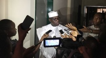 Budget Padding: Jibrin Returns To Nigeria To Assist Anti-Graft Agencies