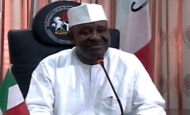 Former Adamawa State Governor, Bala Ngilari