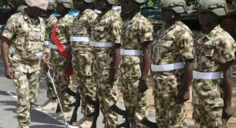 Army Sanctions Soldiers For Maltreating Physically Challenged Man