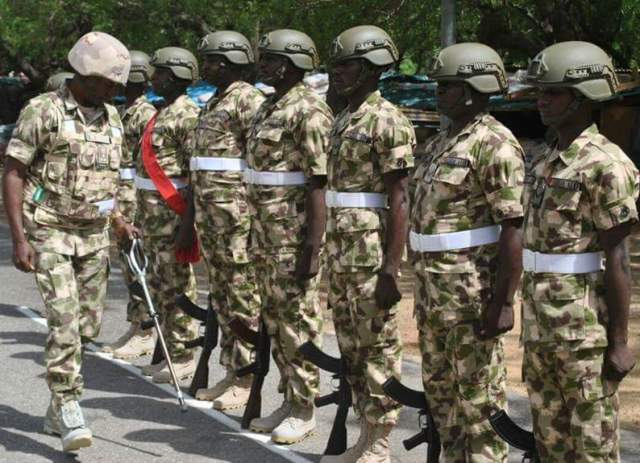 nigerian-army-gives-reasons-for-dismissal-of-22-senior-officers